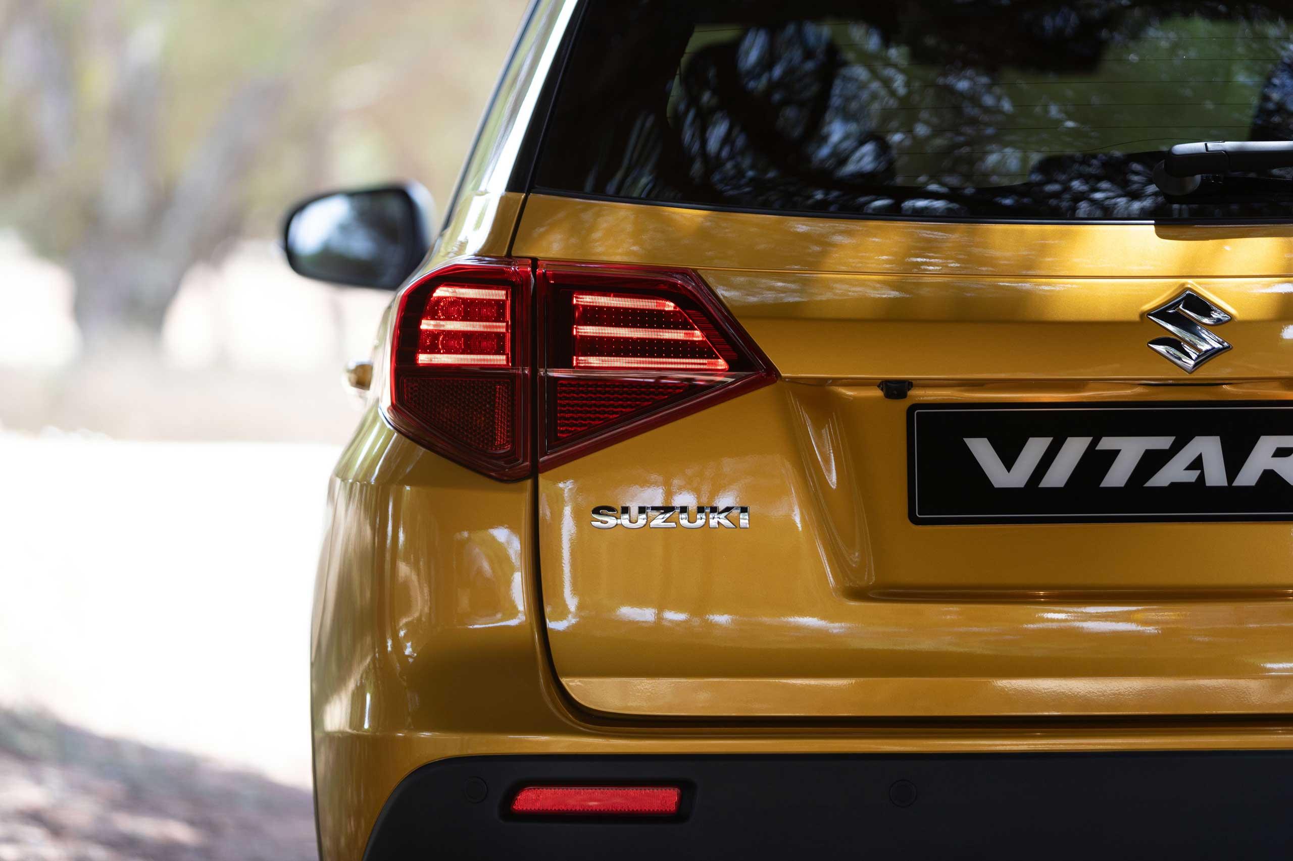 La nuova Suzuki VITARA arriva in Concessionaria