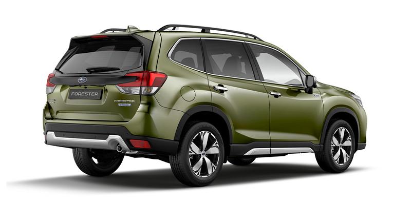 Subaru Forester e-BOXER retro
