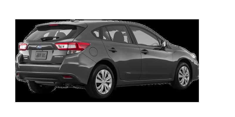 Subaru Impreza retro