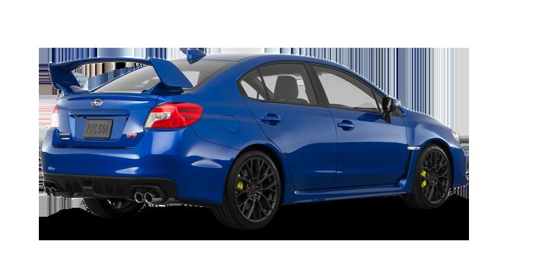 Subaru WRX STI retro