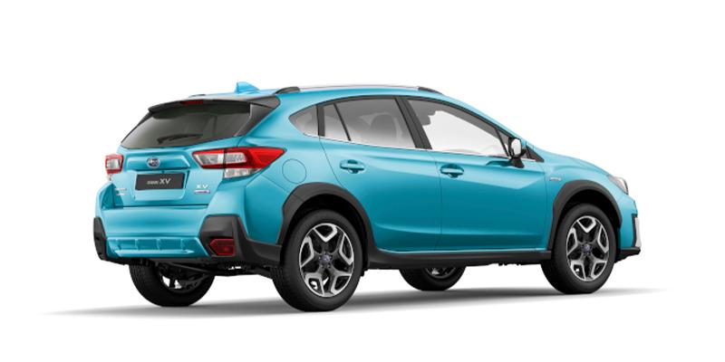 Subaru XV retro