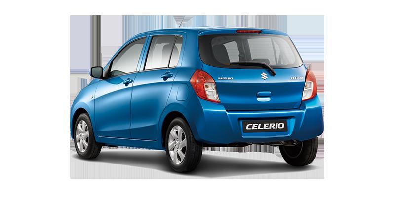 Suzuki Celerio retro