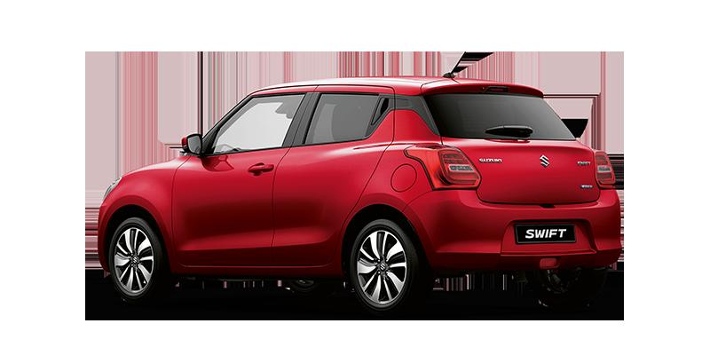 Suzuki New Swift retro