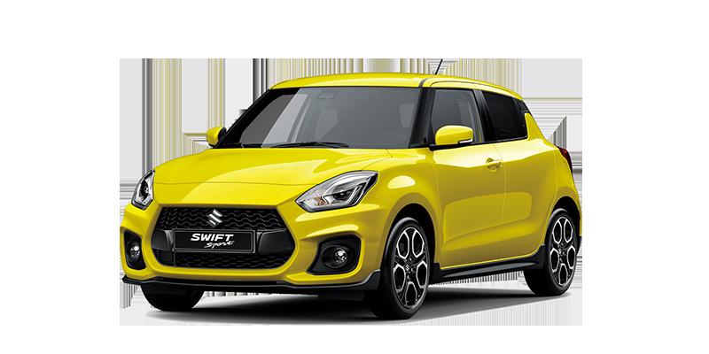 Suzuki New Swift Sport